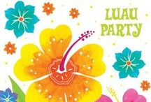 Luau Party Ideas / Make your luau party stand out with these tips and tricks...