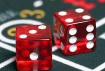 Casino Party Ideas / Can't make it to Vegas? Try a casino-themed party!
