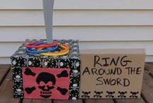 Pirate Party Ideas / Why are pirate parties fun? They just ARRR!