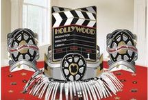 Hollywood Party Ideas / Everything You Need for a Glamorous Hollywood Party!