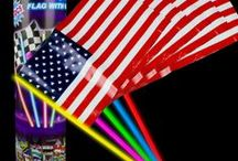 Patriotic Parties / Everything you need for 4th of July, Labor Day and Memorial Day parties!