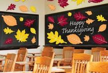 Thanksgiving Party Ideas / Tons of ideas for Thanksgiving!