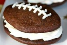 Game Day! / Everything you'll need to host an awesome game day party!