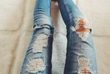 Wear denim