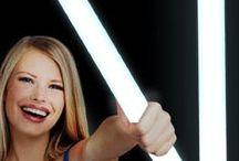 LED Foam Batons / LED foam batons are fun for every occasion!