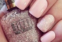 Manis and Pedis / Cute manicures and pedicure ideas