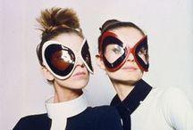 Voir ou être vu ? / Extravagantes, design, colorées, aux matières innovantes et inattendues, les lunettes font le show pour le plus grand bonheur de ceux qui les portent et de ceux qui les regardent !
