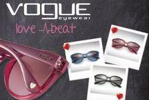 Vogue Eyewear / Mode, beauté, lifestyle... bienvenue dans l'ambiance trendy de la marque Vogue Eyewear !