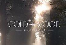 """Gold & Wood / L'or, le bois et la corne sont des matières nobles façonnées manuellement par Gold & Wood. Cet art fait de ces matériaux bruts et nobles des """"eyepieces"""" d'exception et uniques.  Gold & Wood vous propose de renouer avec la magie de la nature afin de vivre une expérience unique."""