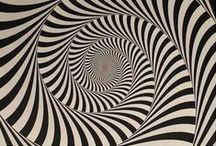 Jeux d'optique / Illusions d'optique... lorsque notre vue joue des tours à notre cerveau !