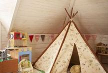 Playrooms / Cool ideas on how to create a fun-filled playroom for your children.