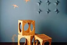 Boys room: Geo / Modern geometric ideas to create a fun and creative boys interior