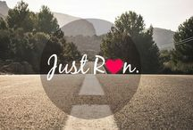 Run❤️ / One run can change your day, many runs can change your life... / by Jennifer Vocatura