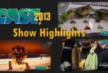 ICAST 2013 / Highlights from the 2013 ICAST Show, including interviews with Pro Anglers like KVD, Edwin Evers, Ish Monroe, Randy Howell, Keith Combs, Mike Iaconelli, Hank Cherry, James Niggemeyer, Aaron Martens, Doug Vandenberg, and more