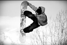 Snowboarding / by Kult