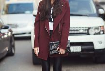 Winter trends 2014 / Trendy fashions for winter 2014