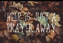 Prayer & Healing / Expect healing when you pray.  It's God's way of helping you.