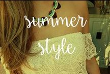 Summer Style / Fun summer fashion!