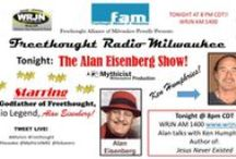 Alan Eisenberg on FreeThought Radio / Mythicist Milwaukee produced Alan Eisenberg on Free Thought Radio: Enjoy some great converstions1
