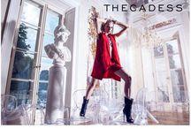 THECADESS Campain AW 2014/15 / Jesienno-zimowa kampania marki