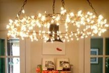 LED Home Decor / Find fun home decor tips with LED light strings, candles, lighted branches and more.