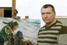 EUGENI BALAKSHIN-RUSIA / PINTURAS- EUGENI BALAKSHIN-RUSSIAN