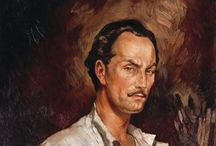 KAROLY CHARLES  ROKA-HUNGRÍA-1912-1999.                           &-MARÍA SZANTHO-1898-1984-HUNGRÍA / CHARLES ROKA( KAROLY) fue un pintor húngaro que vivió en Noruega cuyo nombre llego a ser sinónimo de Kitsch en el arte,-1912-1999-                Artista:MARÍA SZANTHO: nació el 13 de julio de 1898 en Hungría, murió cuando había cumplido cien años de edad,ella nació con una membrana. Según la tradición húngara tendría una vida afortunada. Dotada en artes, alcanzó la fama,el reconocimiento y el honor internacional.