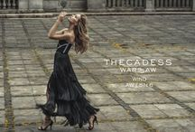 Thecadess Campaign AW 1516  - Wind / Thecadess AW 1516 - Wind #style #instamood #readytowear #aw15 #fashion #collection #womenswear #preview #campaign #thecadesscom