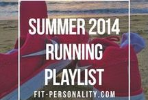 Workout Music Playlists / What gets you going?