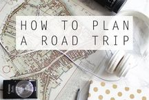 Road Trippin / Road Trip ideas for families, tweens, teens and friends!