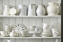 porcelain arrangements