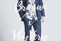 #BroganxVbyVery / We're delighted to announce our latest V by Very collaboration with Bernard Brogan!