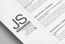 Modern Resumes /  #Resume, #Resume_Templates, #Resumes