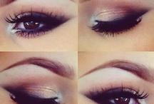 Make-up & nails  / by Ashley Owens