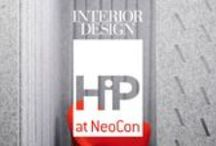 NeoCon / Hey! You'll find us at each and every NeoCon in the Knoll Showroom. / by FilzFelt