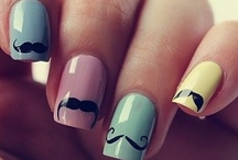 Nails, Nails, Nails! / Ideas to do my nails.. / by Poulette Michel