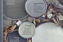 Maling og veggdekor / Oppussing ~ maling og veggdekor