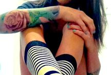 Socked / Socks  / by Cam Streistermanis