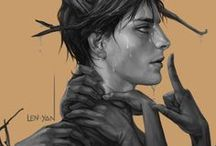 Art & Illustration / by Ash Trowel