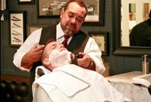 Men Grooming / A Man is what one sees - A woman loves a well-groomed man.