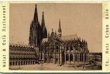 Köln damals / History of Cologne