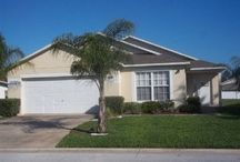 Richardsuns Florida Villa / 4 bedrooms, 3 bathrooms, 2 living rooms, laundry room, games room, large swimming pool with spa.