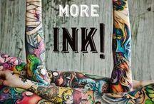 tattoos / I want some more tattoos! :c