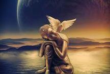 Deidades Krishsna - Kuan Yin - Ganesha - Laskmi Lupita / Es una bendición este bello tablero, me gusta disfruto subir las fotos de mis deidades, ya que me llenan de energía, abundancia y paz.