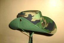 Adventurer Hats / Sunhats built for adventure by GrandmasGirl.com