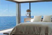 Wohnträume ... Romantik, Licht und Aussicht .. (en) / So könnt ich mir vorstellen .... ... kommst du mit mir ?