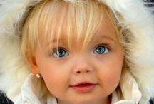 Gorgeous little girls