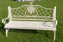 Garden Furniture by Swanky Interiors / Garden furniture, garden tables, garden chairs, swings, garden benches, garden table and chair sets, patio sets, bistro sets