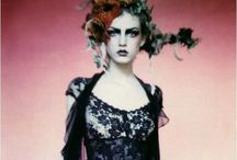 Wardrobe of Desires. / Gothic fashion