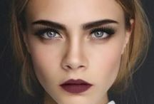 autumn vibes. / Beautiful autumnal inspiration...with GREAT brows thrown in there of course!